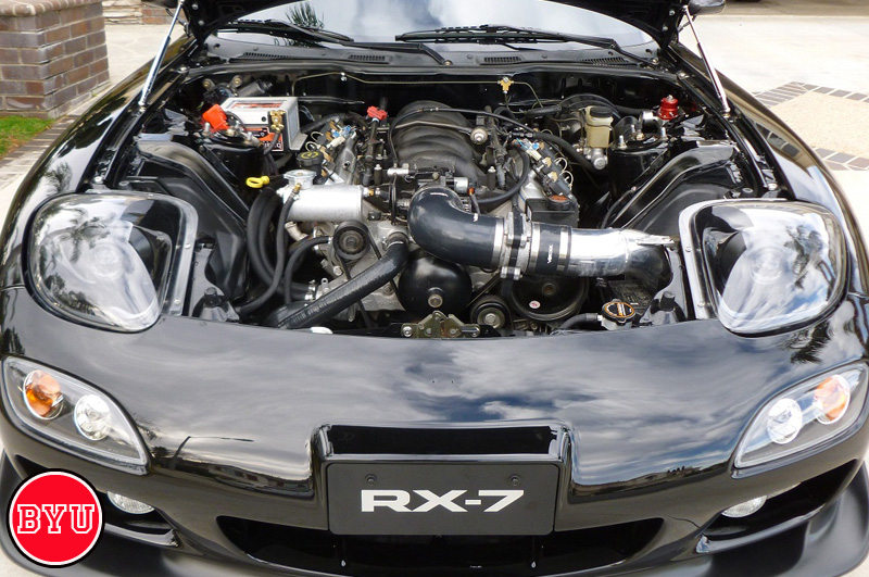 Rx7 Ls1 The Reveal Bobsyruncle