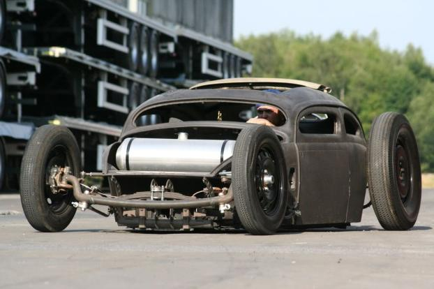 What the… VW Rat Rod | BobsYrUncle